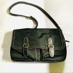 Liz Claiborne messenger/crossbody/shoulder bag